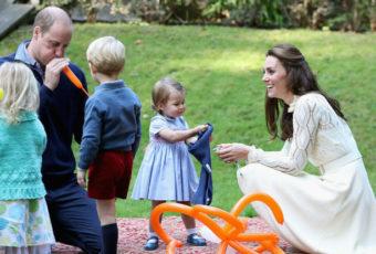 Кейт Миддлтон будет сидеть с детьми на свадьбе своей сестры