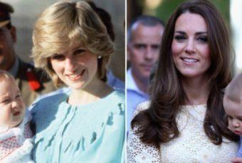 Жизнь Кейт намного проще, благодаря принцессе Диане