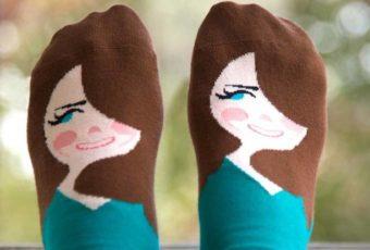 Носки с лицом Кейт Миддлтон! Что?! Серьезно?!