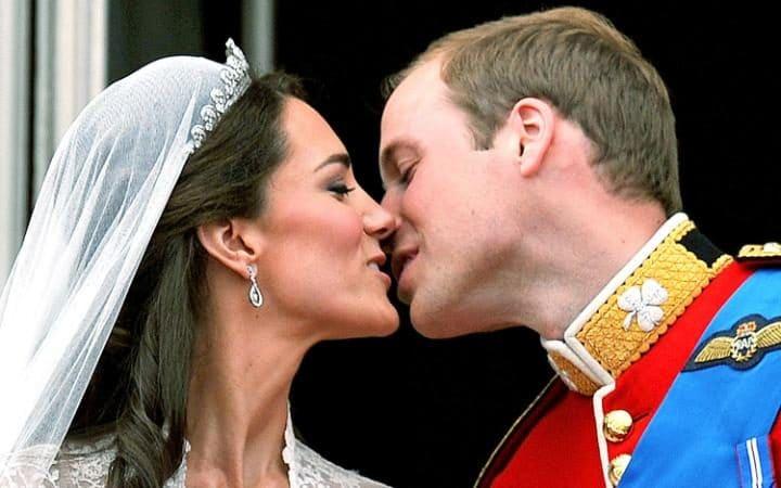 6-я годовщина свадьбы Кейт и Уилла, есть, что вспомнить (ФОТО)