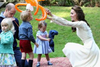 Королевский секрет общения с детьми