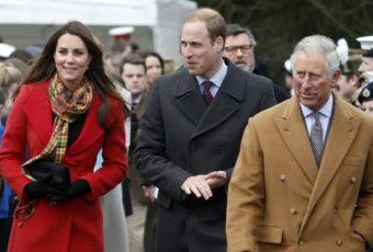 Что принц Чарльз на самом деле думает о том, как работают Кейт и Уилл