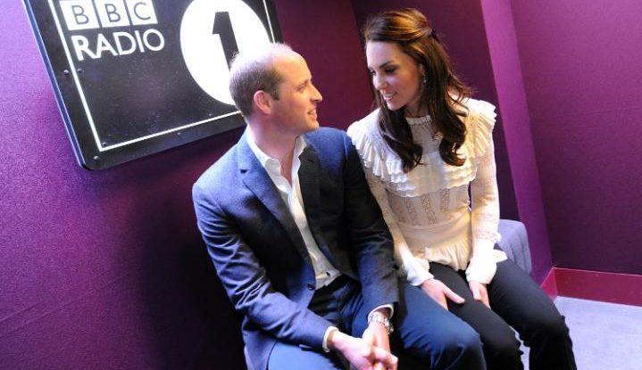 Уилл и Кейт дали интервью на радио в преддверие Лондонского марафона