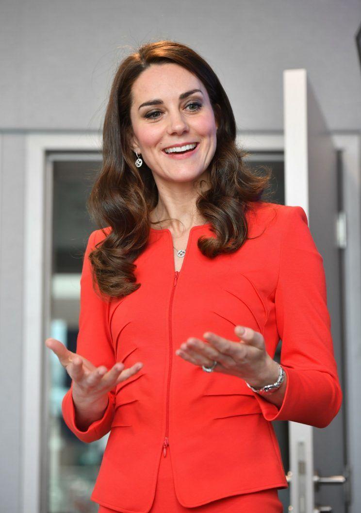 Кейт признала, что быть матерью бывает одиноко