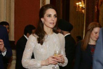 Кейт потратила денег на одежду в этом году больше, чем когда-либо!