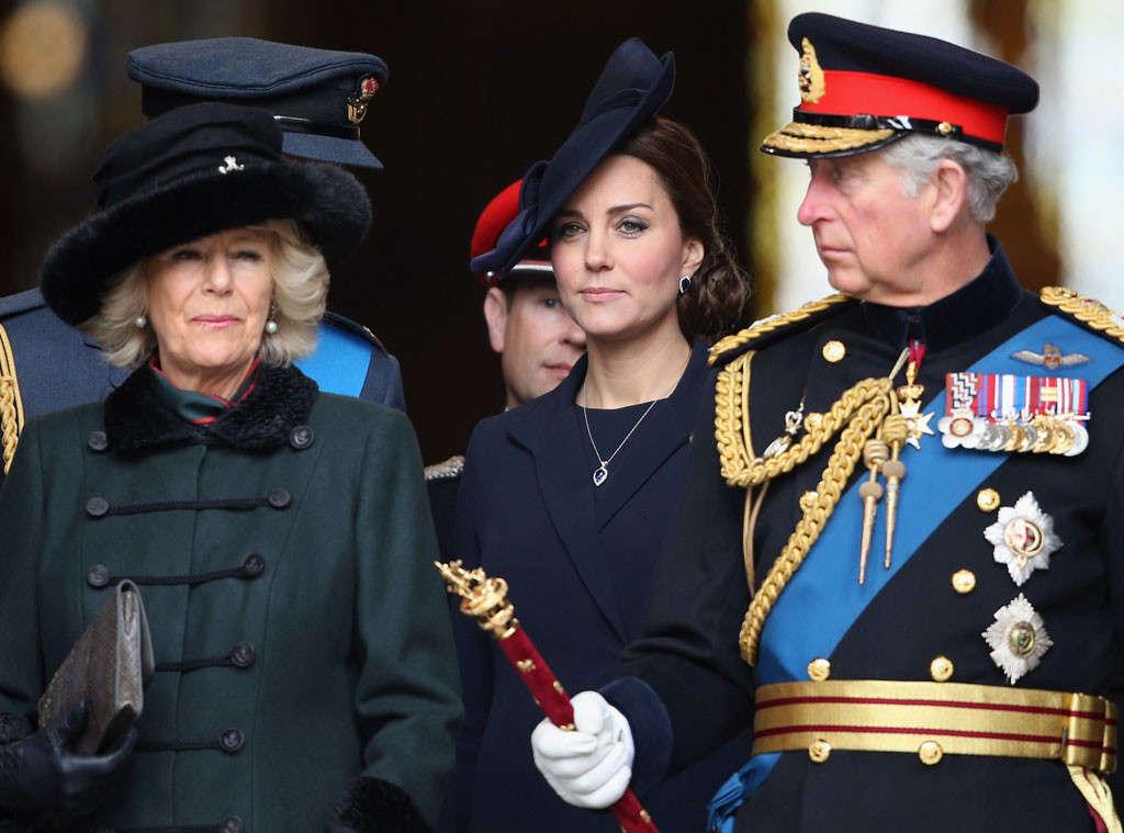 5 вещей, которые мы узнали о Кейт из свежевыпущенной биографии принца Чарльза