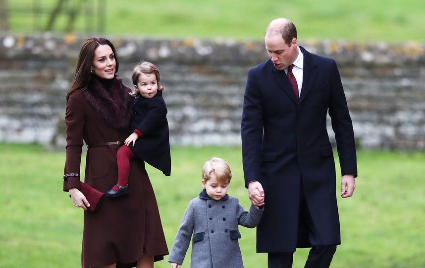 Кейт Миддлтон ждет третьего малыша?