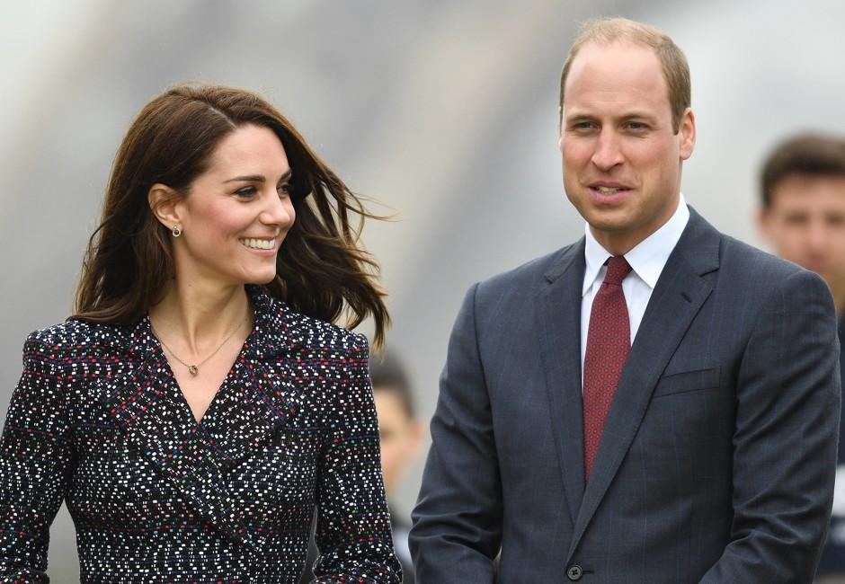 Кейт Миддлтон ревнует принца Уильяма к сексуальной коллеге