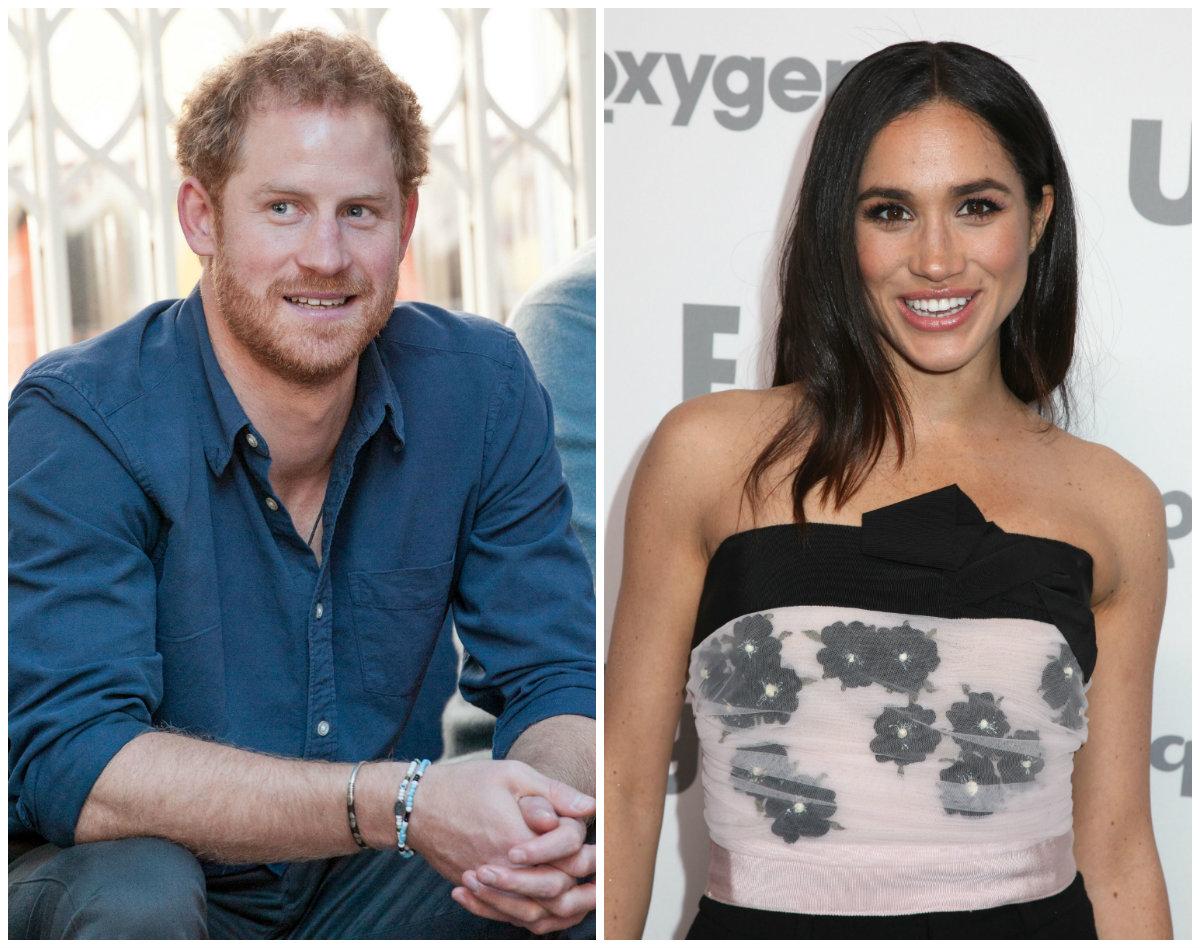 Принц Гарри обручился с Меган Маркл?