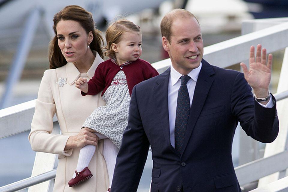 Уильям и Кейт Миддлтон скоро взойдут на трон