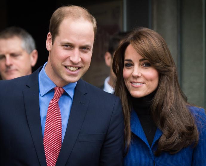 Кейт Миддлтон и Уильям выбирают имя третьему малышу
