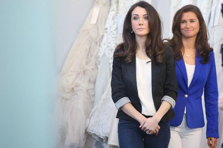 Двойник Кейт Миддлтон хочет быть собой на собственной свадьбе