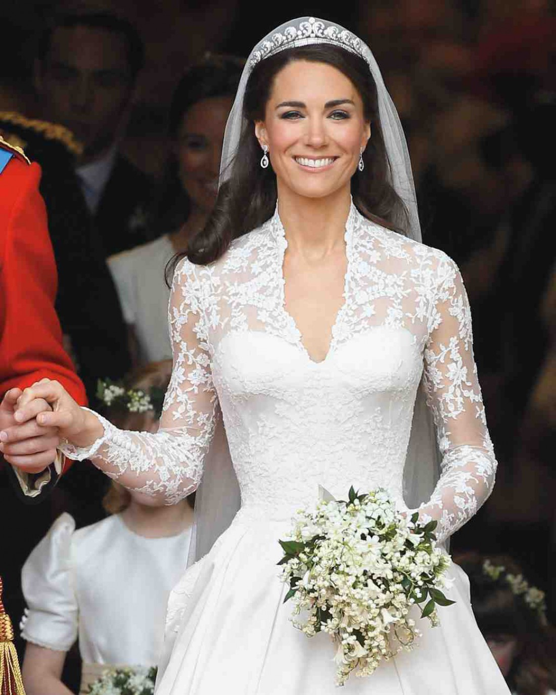 Princess catherine wedding