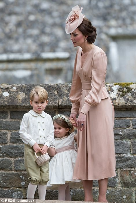 Кейт Миддлтон станет мамой в третий раз!