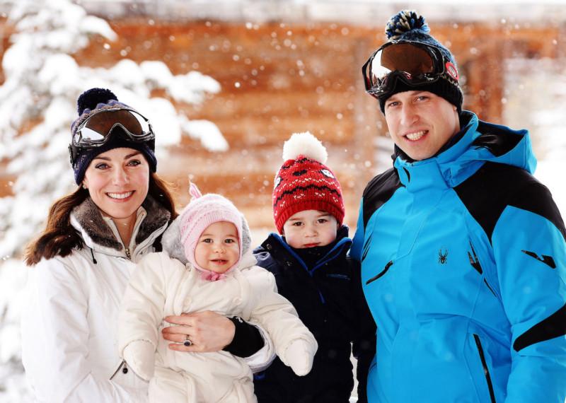 Кейт Миддлтон и секреты воспитания ее детей
