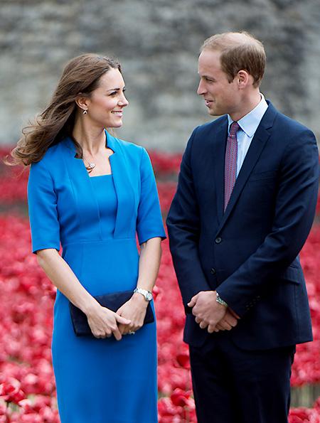 Почему Кейт Миддлтон и Уильям так сдержанны на публике?