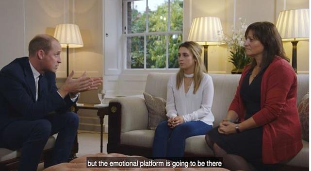 Муж Кейт Миддлтон принц Уильям борется с кибербулингом