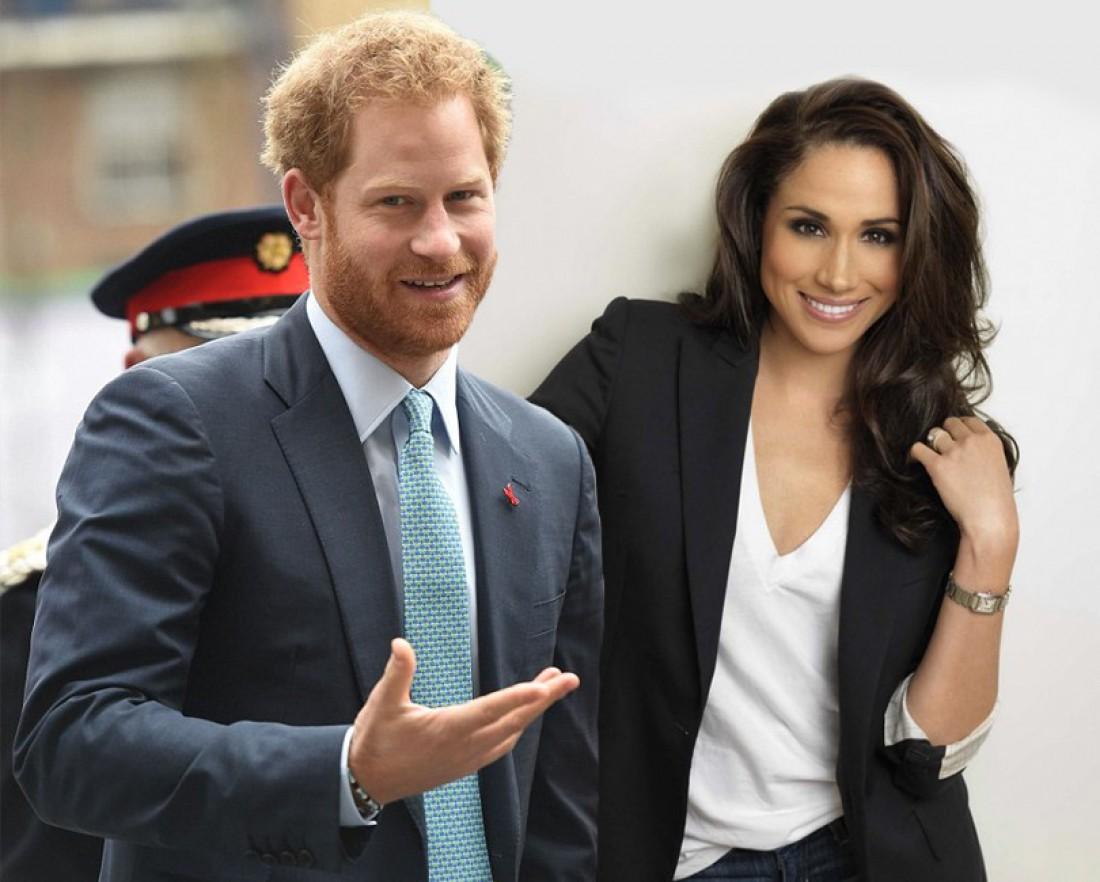 Какое кольцо принц Гарри подарит Меган Маркл?