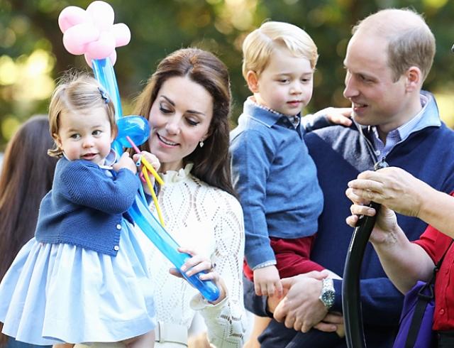 Муж Кейт Миддлтон принц Уильям не высыпается по ночам из-за детей