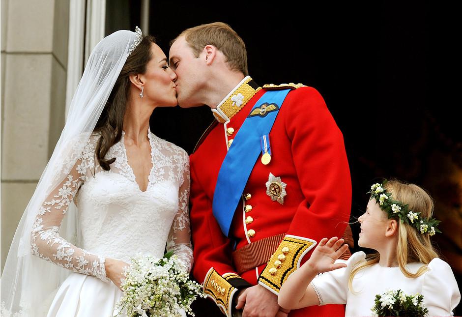 Фото королевской пары Кейт Миддлтон и принца Уильяма