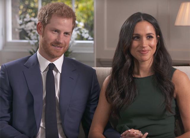 Кенсингтонский дворец подтвердил, что принц Гарри и Меган обручены