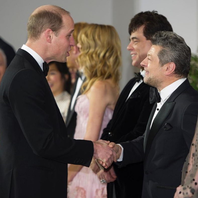 Фонд Кейт Миддлтон, Уильяма и Гарри поддержал премьеру «Звездных войн»