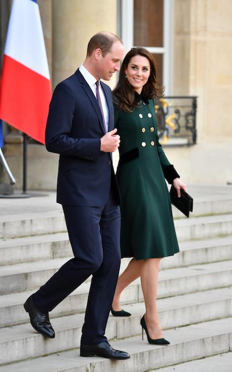 Уильям и Кейт Миддлтон поедут в Скандинавию без Джорджа и Шарлотты