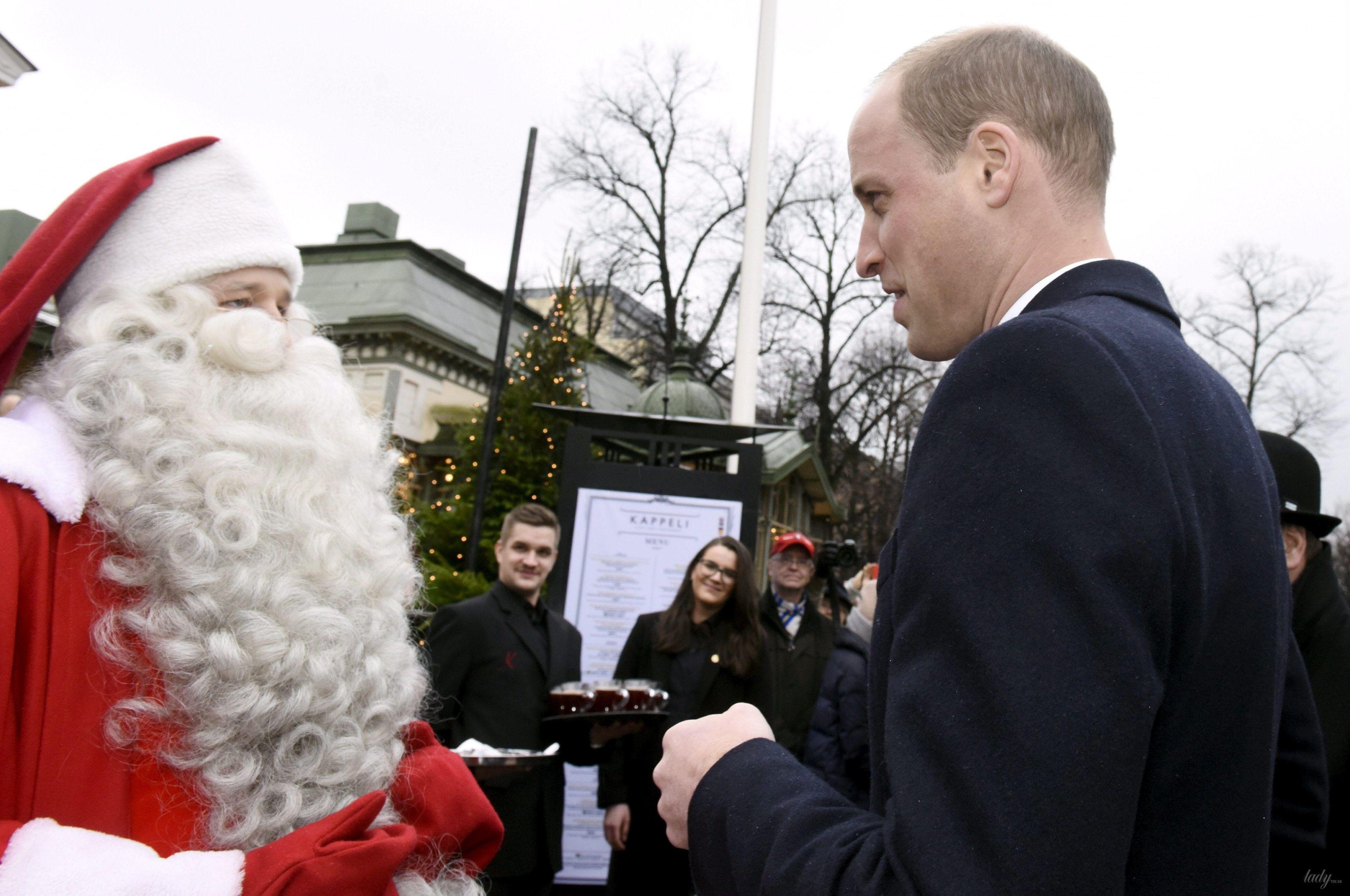 Кейт Миддлтон и Уильям не балуют детей новогодними подарками