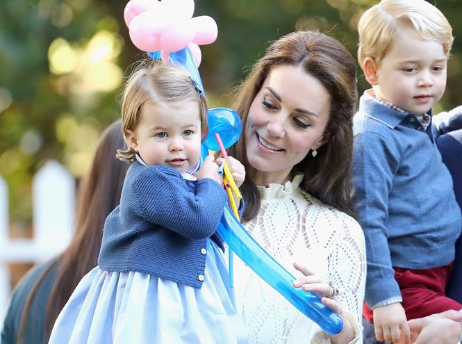 Уильям и Кейт Миддлтон знают, как распорядиться подарками Джорджа и Шарлотты