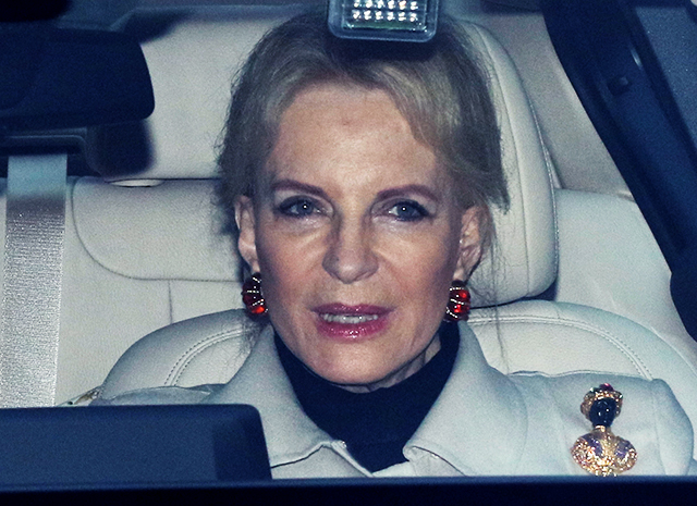 Мишель Кентская оскорбила Меган Маркл на ланче у королевы