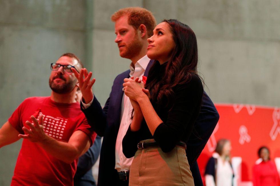Гарри и Меган Маркл подражают Кейт Миддлтон и Уильяму в путешествиях