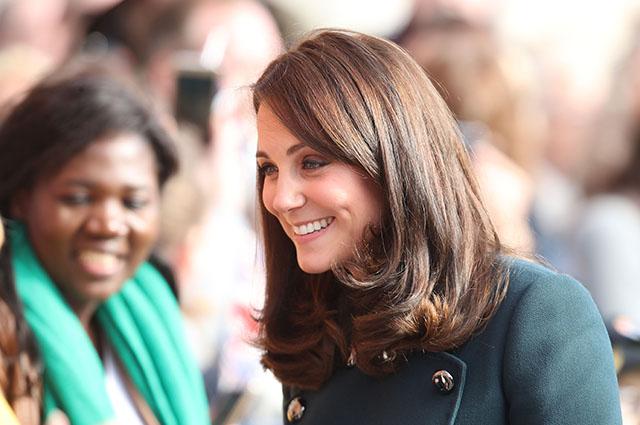 Кейт Миддлтон и принц Уильям уже в Сандерленде!