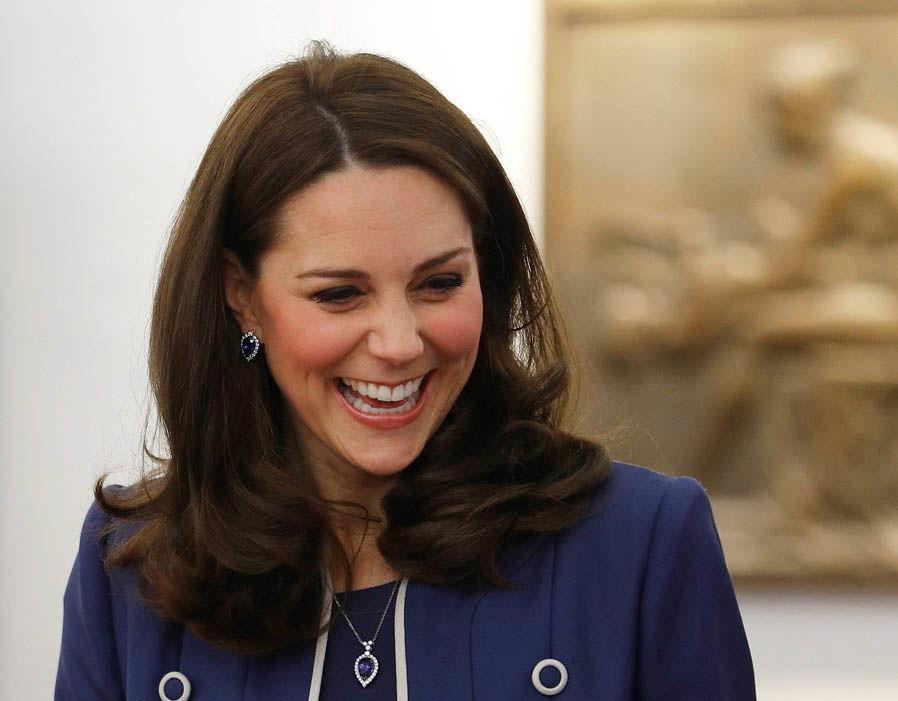 Кейт Миддлтон стала патроном Королевского колледжа акушеров и гинекологов