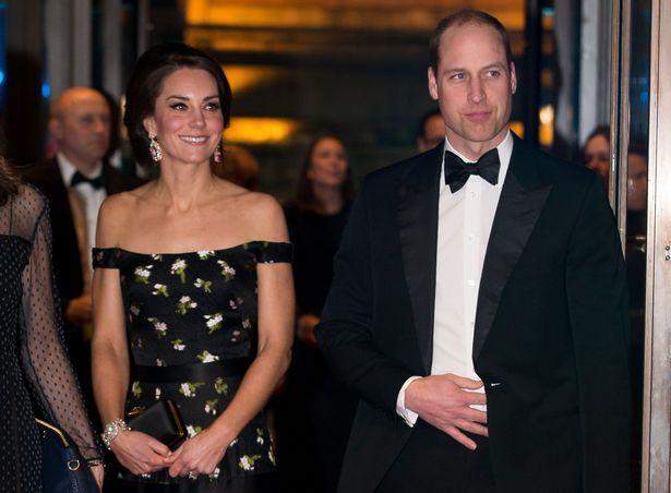 Кейт Миддлтон не может выбрать наряд на церемонию BAFTA