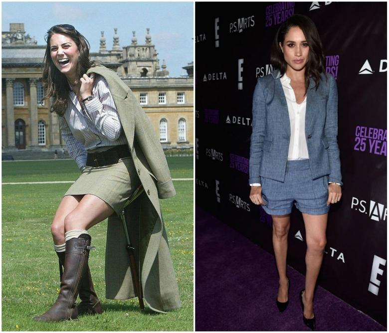 Кейт Миддлтон обошла Меган Маркл в модном мире!