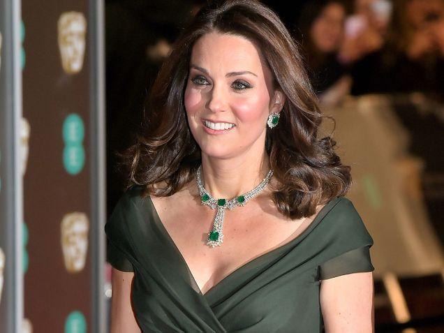 Кейт Миддлтон тонко поддержала протестующих на церемонии BAFTA