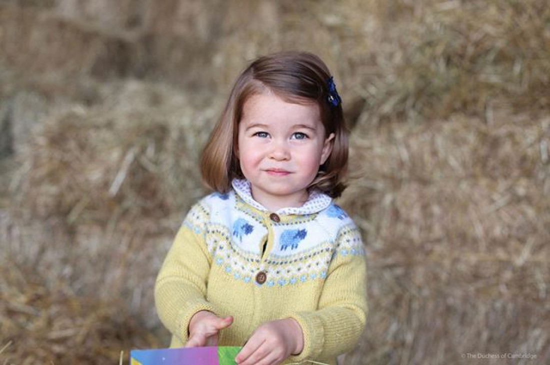 В СМИ стало известно об увлечении дочурки Кейт Миддлтон