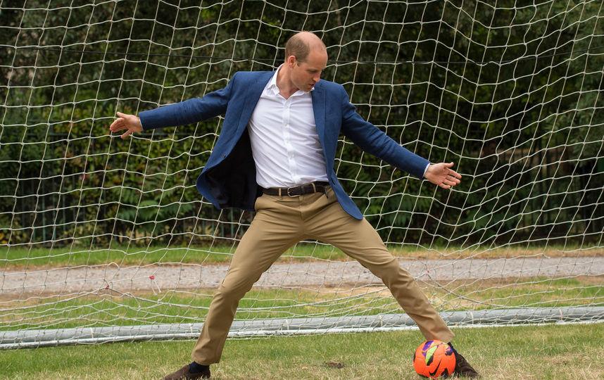 Принцы Уильям и Гарри могут пропустить Чемпионат мира по футболу 2018 года!