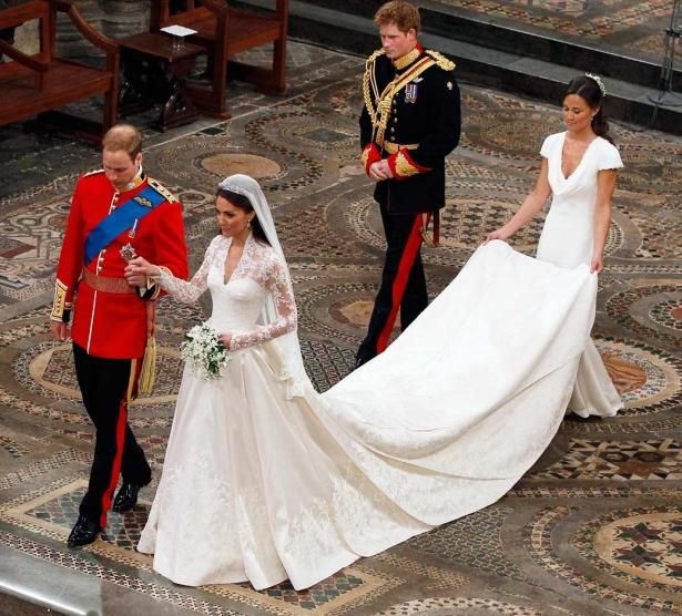 Принц Гарри не может выбрать наряд на собственную свадьбу!