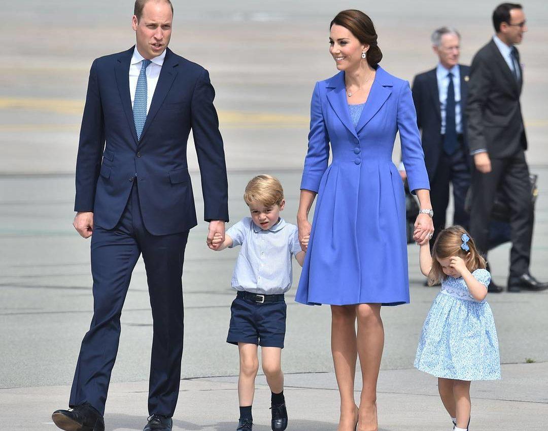 У будущего ребенка Кейт Миддлтон и Уильяма уже есть своя интернет-страничка
