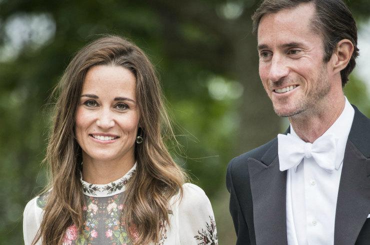 Сестра Кейт Миддлтон тоже беременна – у Пиппы Миддлтон и Джеймса Меттьюса родится первенец!