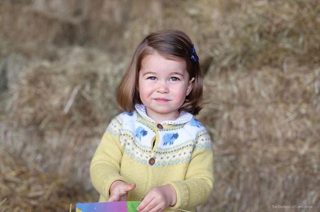 Даже если Кейт Миддлтон родит сына, Шарлотта сохранит претензии на трон