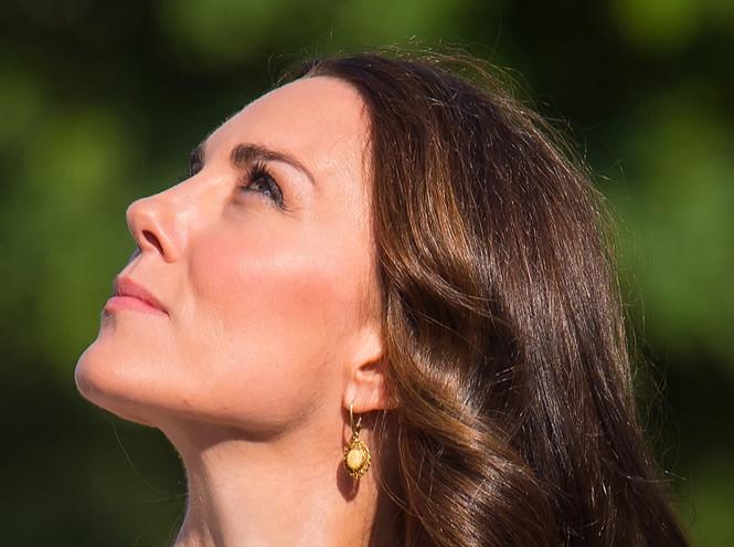 Кейт Миддлтон была признана самой красивой по рейтингу Benefit Cosmetics