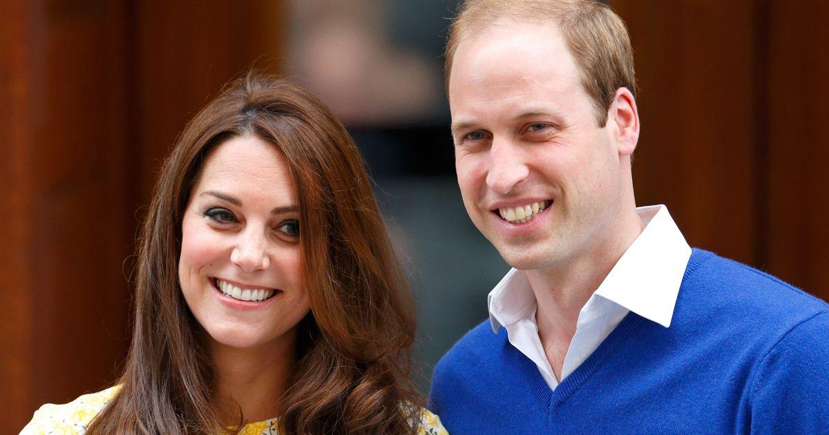 У Кейт Миддлтон и принца Уильяма родился второй сын!