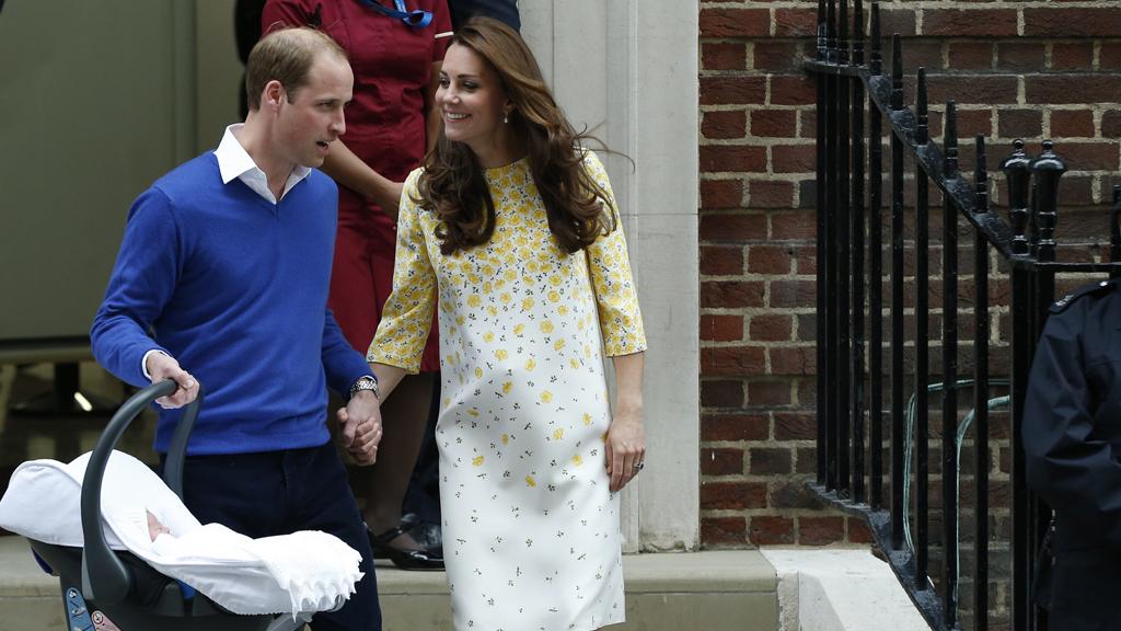 Кейт Миддлтон снова живет во Дворце, ведь он рядом с больницей святой Марии