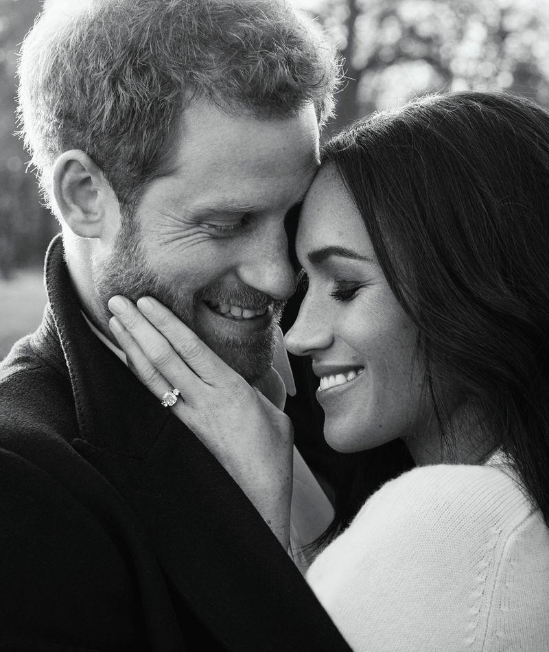 Принц Гарри и Меган Маркл определились с фотографом на свадьбу