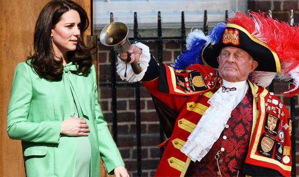 Королевский глашатай предсказал, кого родит Кейт Миддлтон