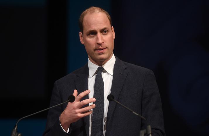 Принц Уильям собирается в тур на Ближний Восток, а Кейт Миддлтон останется с детьми