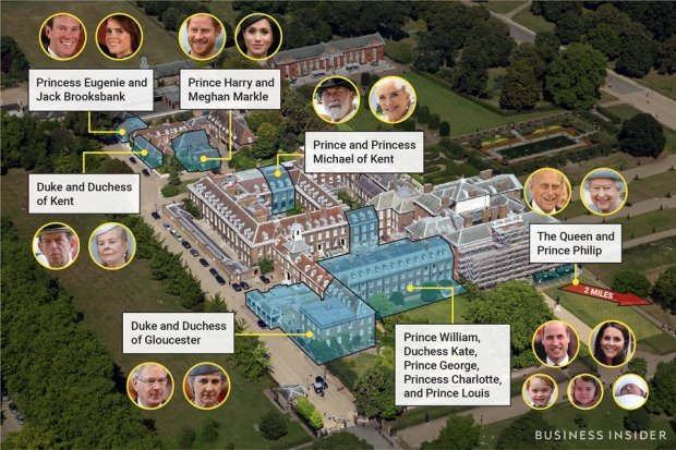 Принц Гарри и Меган Маркл поселятся в роскошном 21-комнатном особняке!