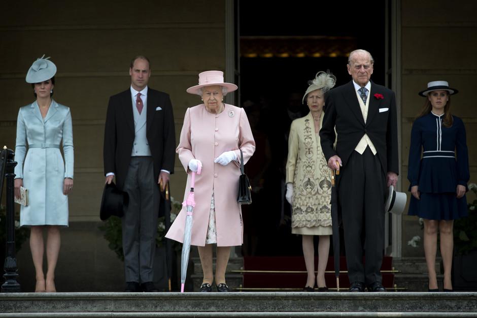 Кейт Миддлтон не попала в список самых трудолюбивых членов королевской семьи
